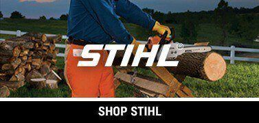 Stihl sold at Moto Proz, Mazeppa, MN